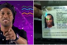 Ronaldinho ditangkap polisi, diduga gunakan paspor palsu