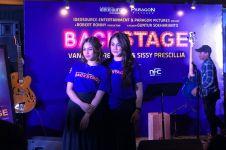 Sissy Prescillia dan Vanesha Prescilla pertama kali main film bareng