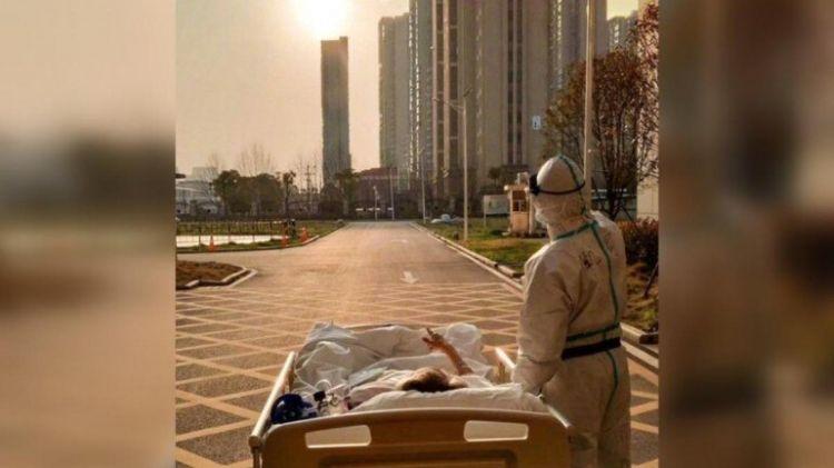 Kisah dokter temani pasien Corona lihat sunset, bikin terenyuh