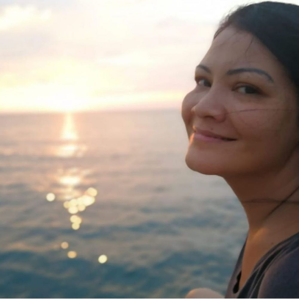 cerita di balik Melanie Subono bagikan masker Instagram