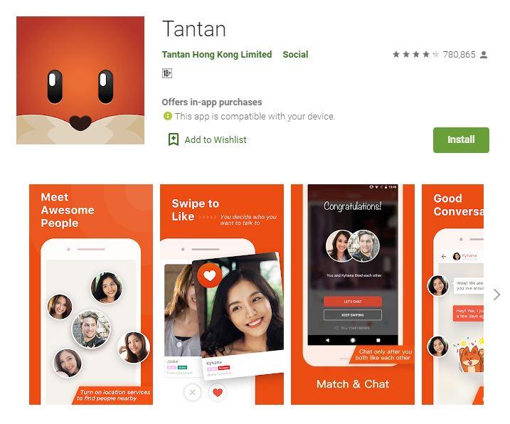 Rekomendasi 10 aplikasi pencari jodoh grsatis play.google.com