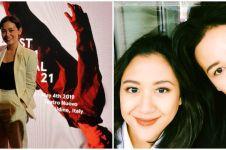 7 Potret kompak Sheila Timothy dan Sherina Munaf, bak kakak-adik