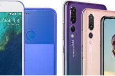 6 Smartphone flagship lawas ini layak pakai 2020, banting harga