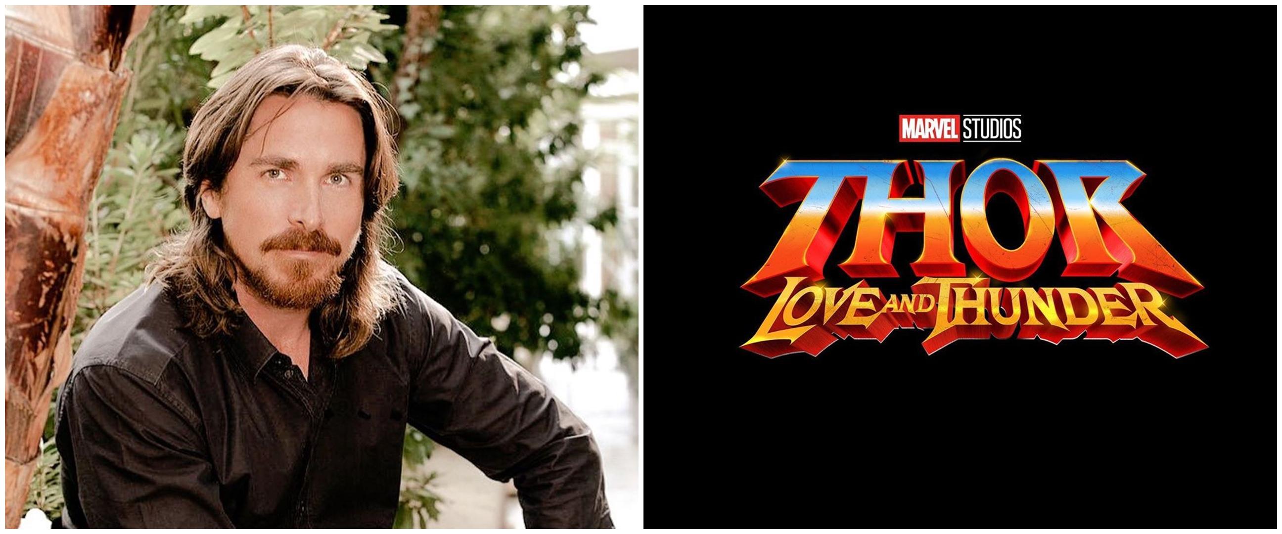 5 Fakta Christian Bale, dari Batman ke villain Marvel