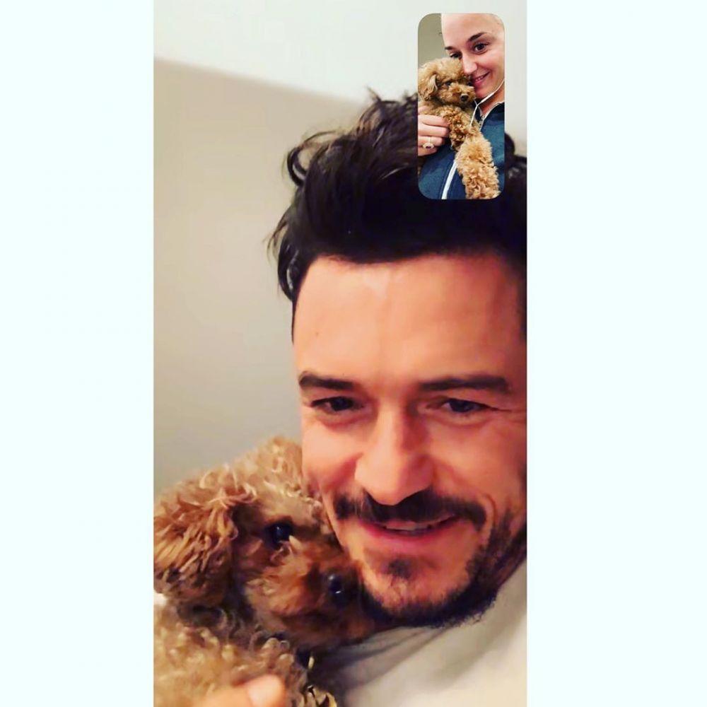 kebersamaan Katy Perry © 2020 Instagram/@katyperry ; @rebelheartblog
