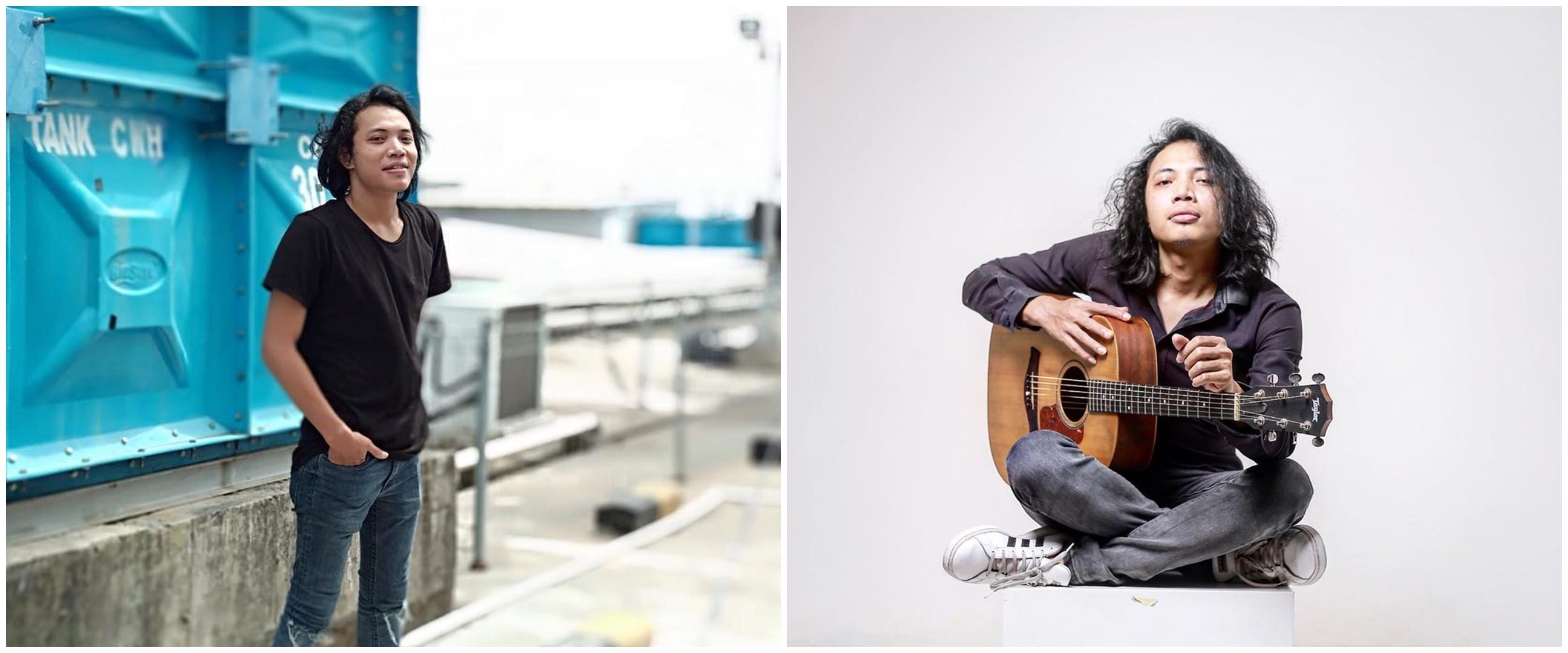15 Potret Felix Irwan, musisi cover Jogja yang laris manis