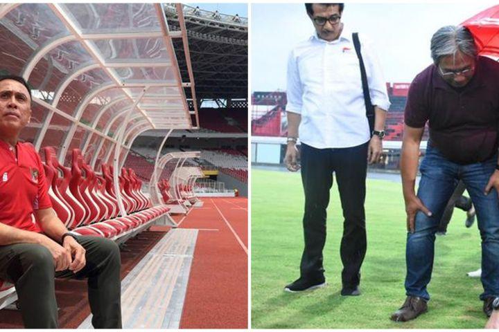Akibat virus Corona, FIFA tunda kunjungan stadion ke Indonesia