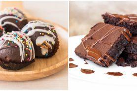 9 Resep camilan cokelat yang enak, mudah, dan sederhana