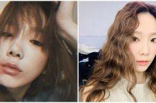 7 Fakta Taeyeon Girls Generation, ayah meninggal di hari ultah