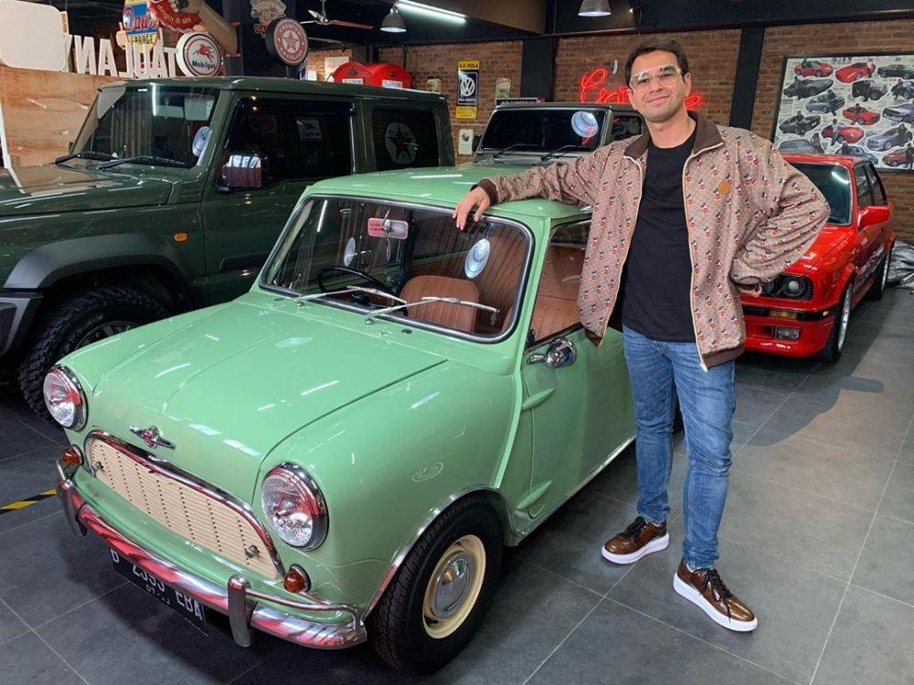 Raffi ahmad beli mobil Andre Taulany tanpa nawar berbagai sumber