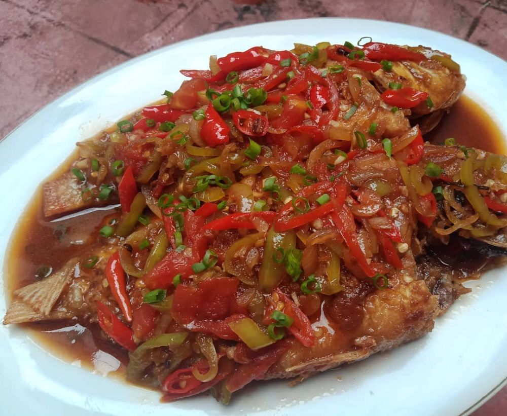 Resep ikan nila instagram