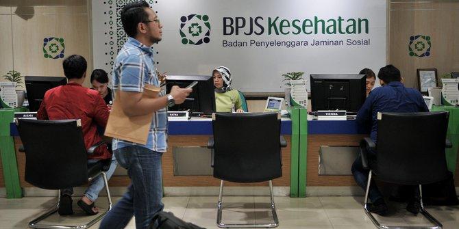 BPJS Kesehatan dibatalkan © 2020 Merdeka.com/Arie Basuki