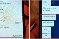 4 Cerita driver ojek online kena prank pesanan, bikin kesal