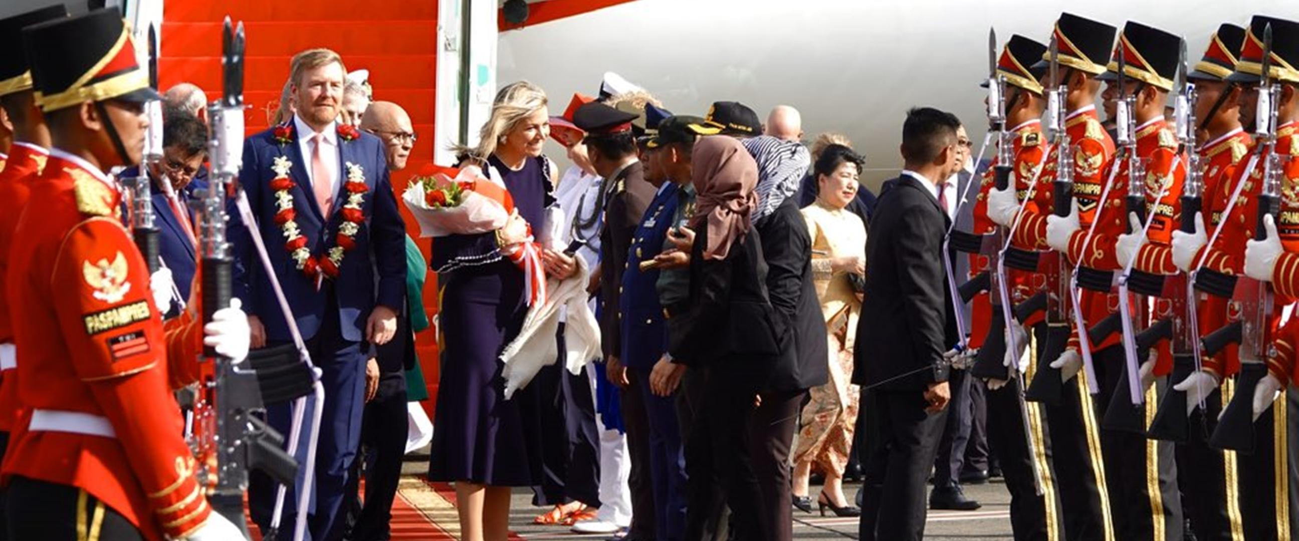 8 Momen Ratu Maxima dari Belanda kunjungan ke Indonesia
