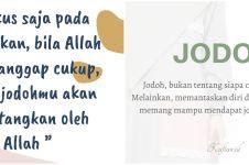 40 Kata-kata bijak Islami tentang jodoh, bisa buat renungan