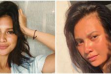 6 Potret muka bantal Indah Permatasari, cantiknya tak pudar