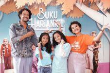 Usung tema drama musikal, film Buku Harianku tayang di bioskop