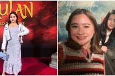 5 Potret Prilly Latuconsina hadiri premier film Mulan