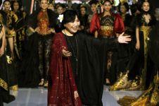 Angkat busana lawas, Anne Avantie tutup Palembang Fashion Week 2020