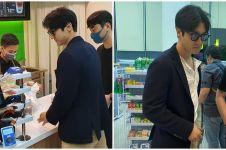 8 Momen Choi Siwon belanja di supermarket Jakarta, bikin heboh