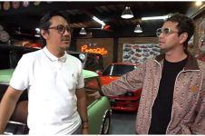 8 Foto mobil tua Rafathar kado dari Raffi, harga Rp 700 juta