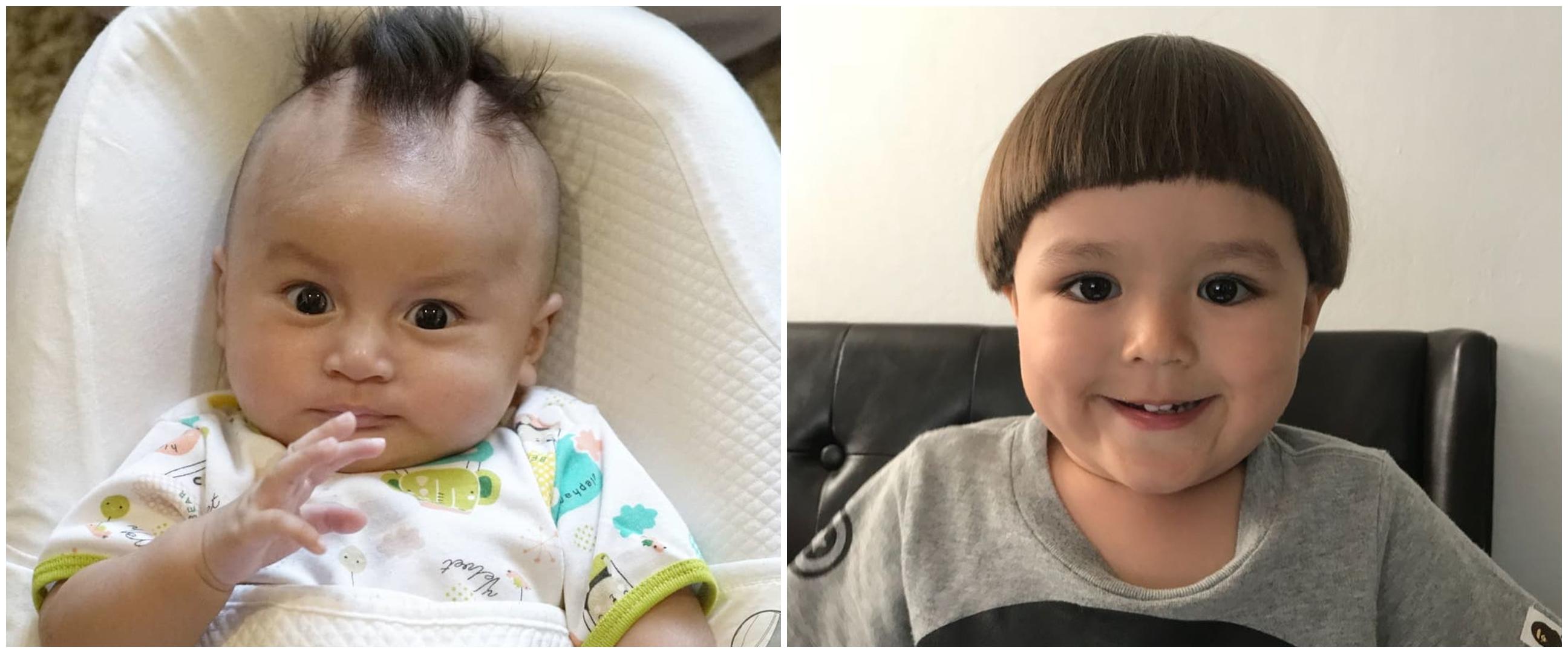 Gaya Rambut Pria Anak Anak 2020