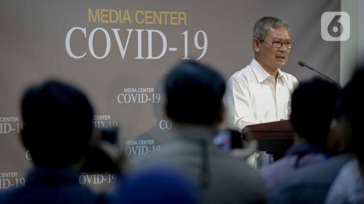 Pasien positif Corona di Indonesia jadi 34 orang