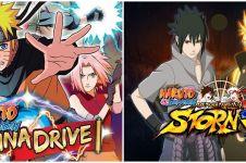 7 Video game Naruto terbaik yang mirip dengan film aslinya