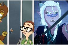 5 Serial animasi terbaik di Netflix yang banyak disukai