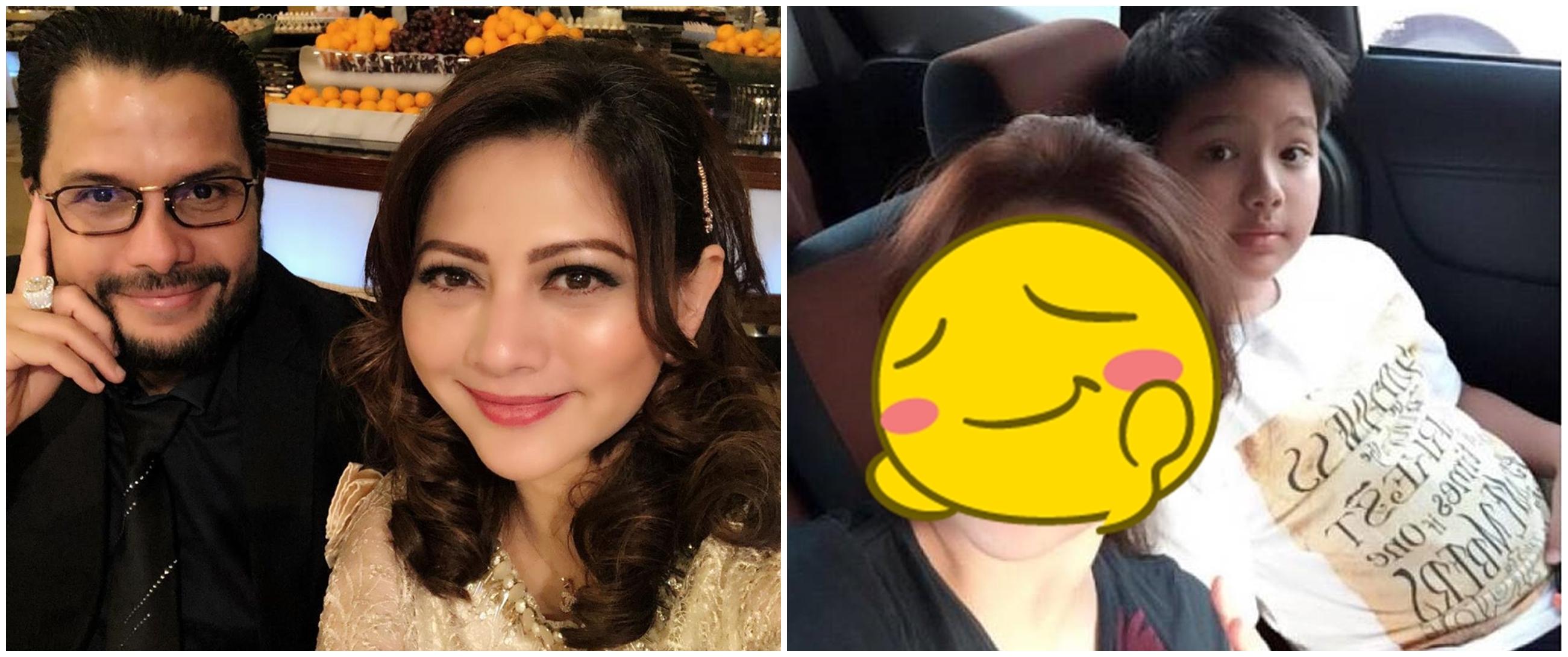 Potret 6 aktris sinetron usia 40-an saat pakai vs tanpa makeup