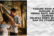 60 Kata-kata bucin Jawa romantis, lucu, eskpresi kegundahan
