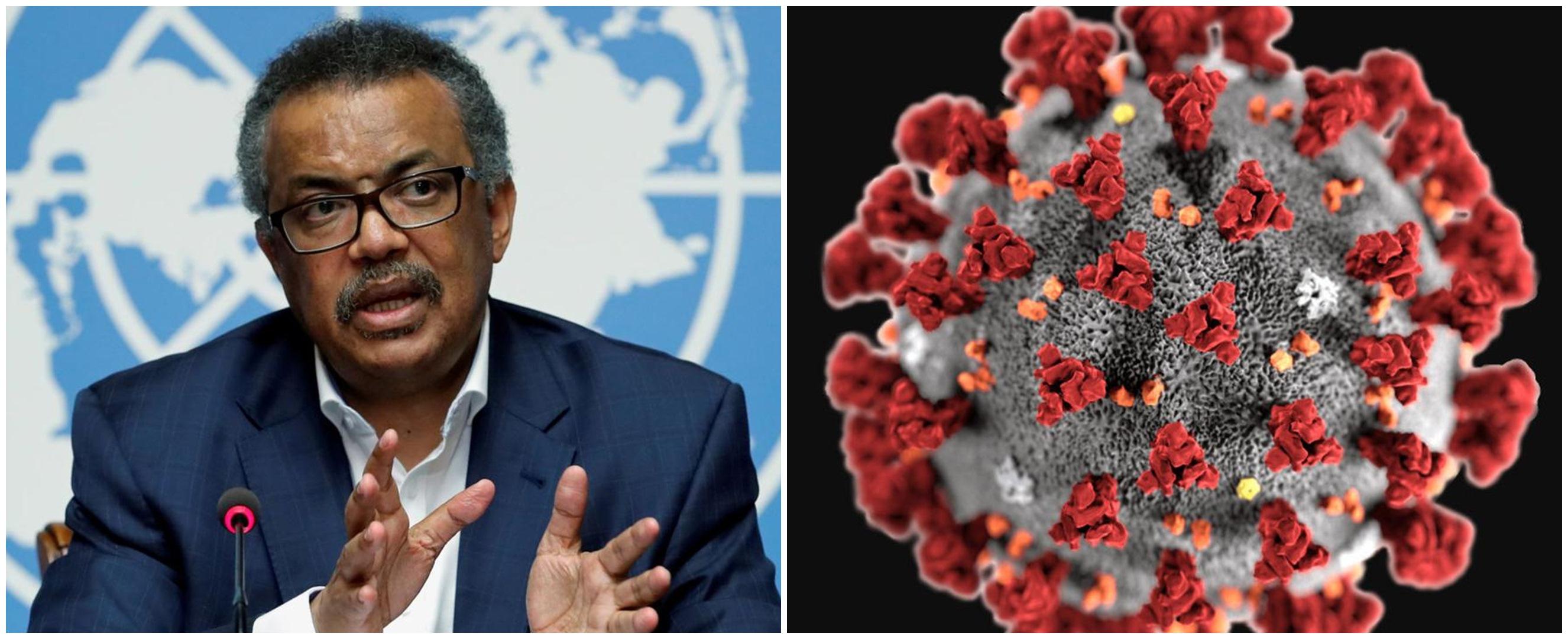 WHO resmi nyatakan Virus Corona sebagai pandemi