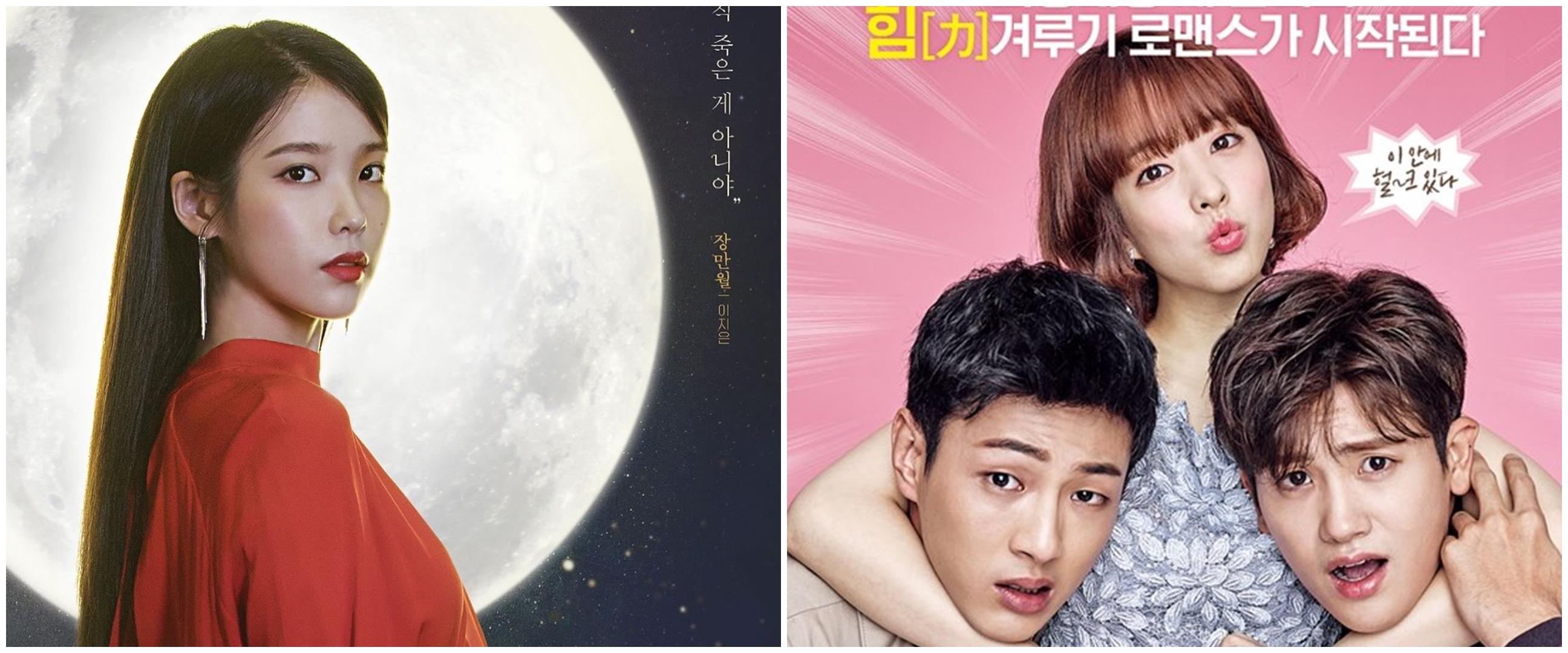 10 Drama Korea terbaik dengan tokoh cewek-cewek tangguh