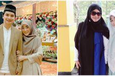 6 Momen kedekatan Larissa Chou dan ibu mertua, kompak abis