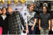 8 Momen akrab Maia Estianty & Ahmad Dhani usai cerai, curi perhatian