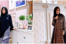 Miliki rumah mewah, Amy Qanita pilih tinggal di rumah Raffi