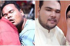 7 Potret kompak Fahmi Bo 'Deddy TOP' & istri, jarang tersorot