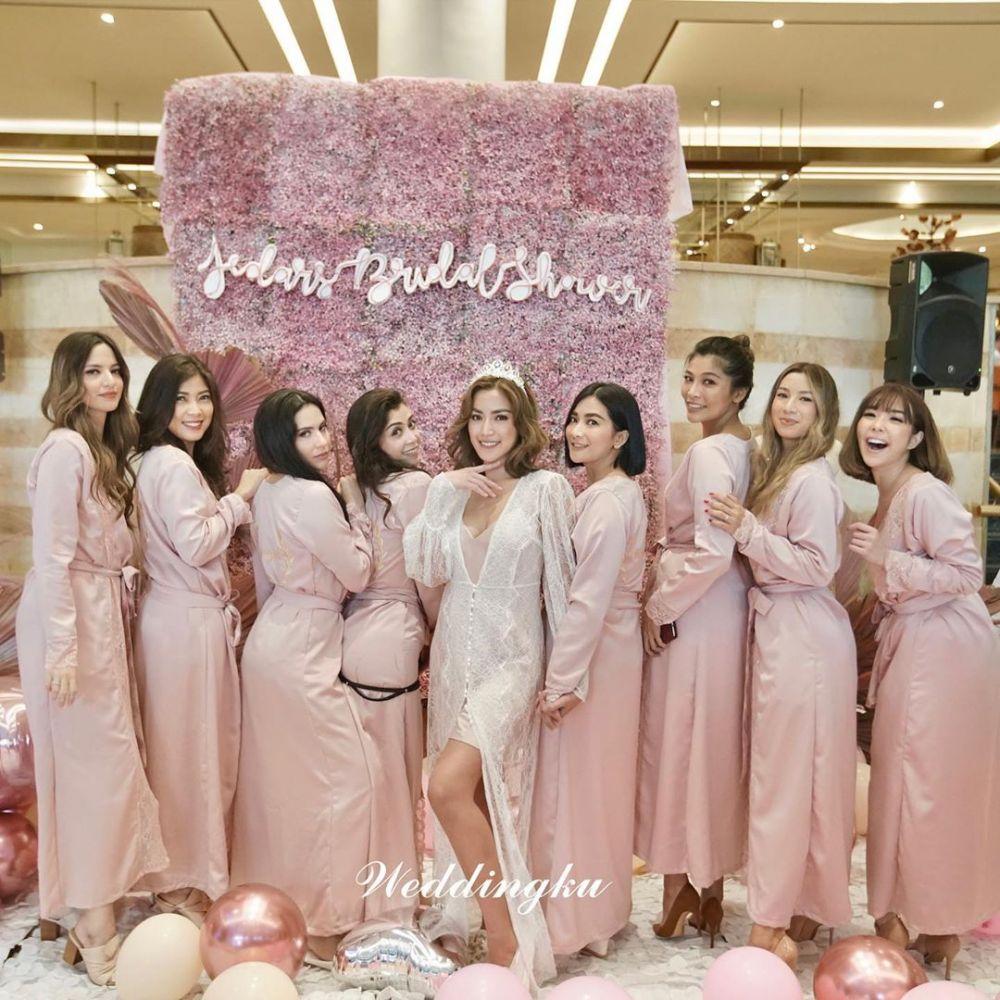 bridal shower Jessica Iskandar 2 Instagram