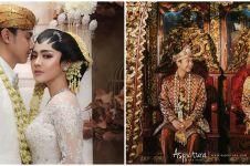 7 Seleb prewedding dengan baju adat ini bak pengantin sungguhan
