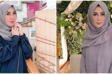 6 Potret kamar Amy Qanita, lemari riasnya bikin salah fokus