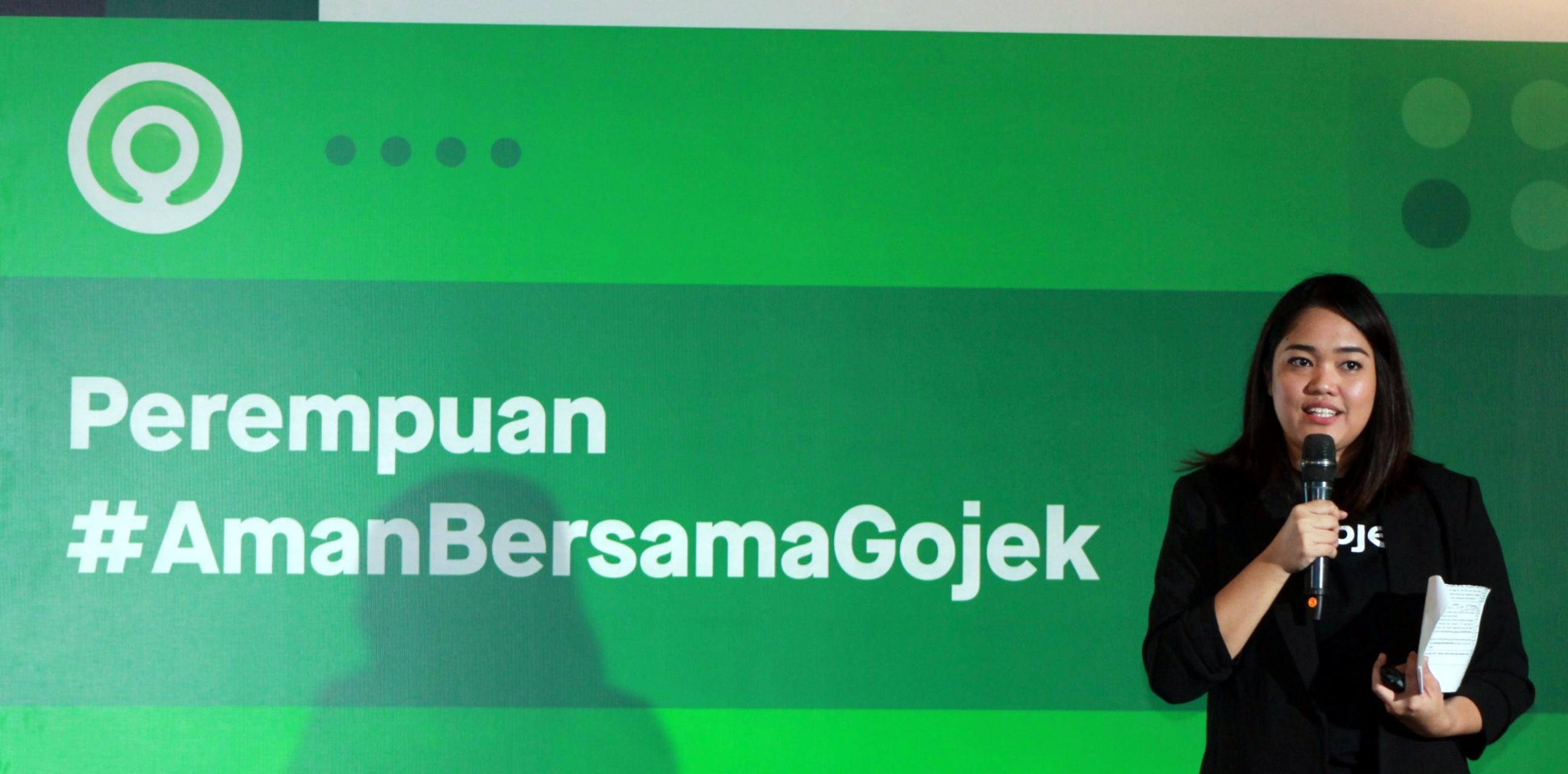 3 Alasan Gojek hadirkan transportasi yang bikin perempuan makin aman