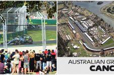 Anggota tim McLaren positif Corona, GP F1 Australia dibatalkan