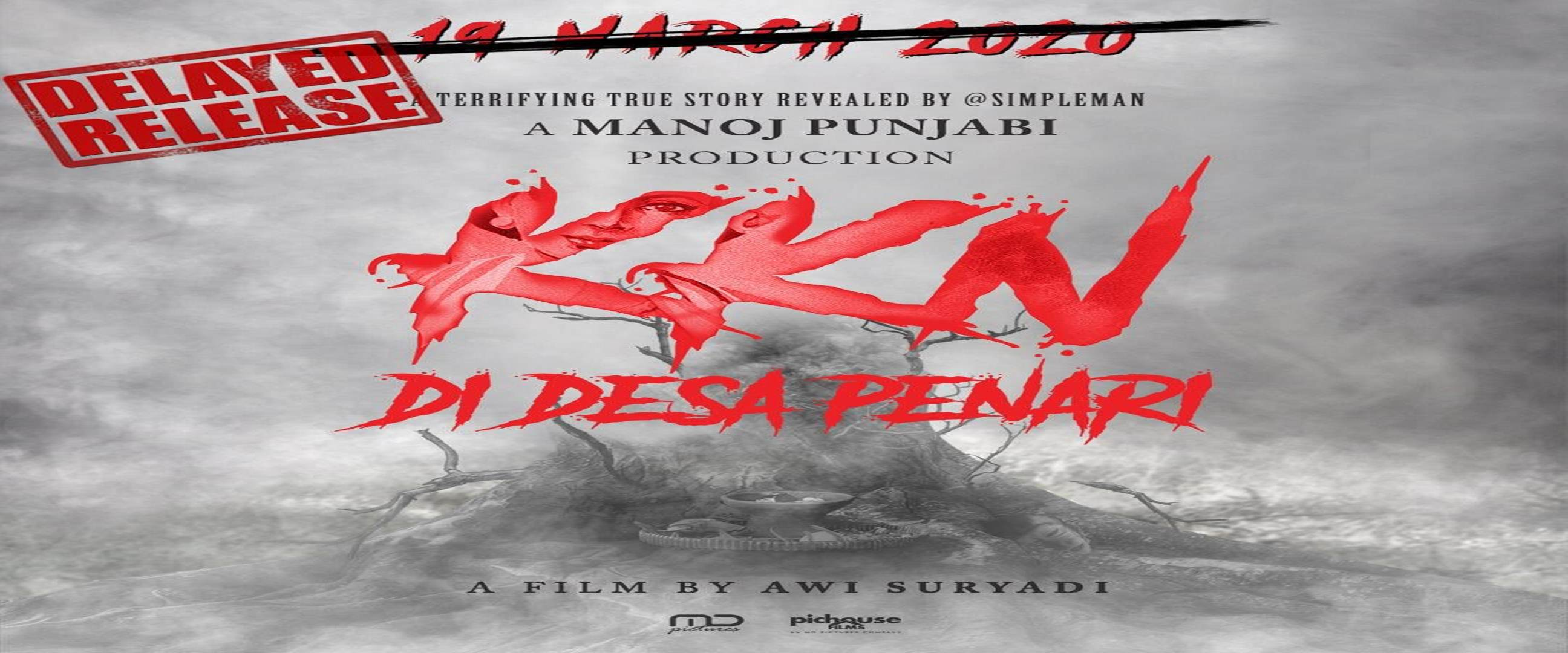 10 Reaksi warganet usai penundaan rilis film KKN di Desa Penari
