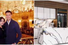 8 Potret desain rumah baru Titi Kamal, ruang makannya mewah