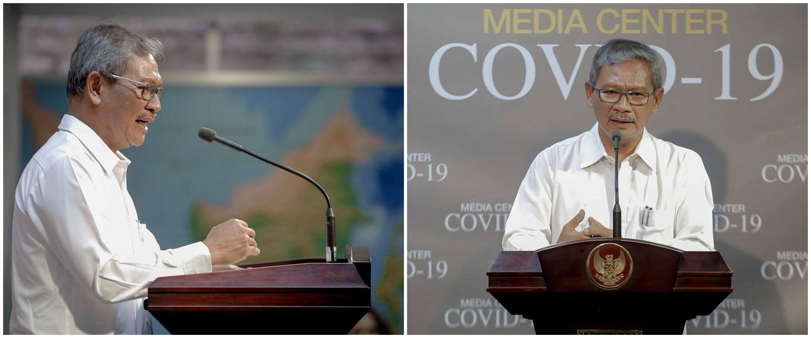 Update Virus Corona di Indonesia: 2 balita positif COVID-19