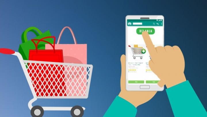 Wabah Corona meluas, belanja online jadi pilihan masyarakat