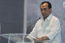 Menteri Perhubungan Budi Karya Sumadi positif Corona