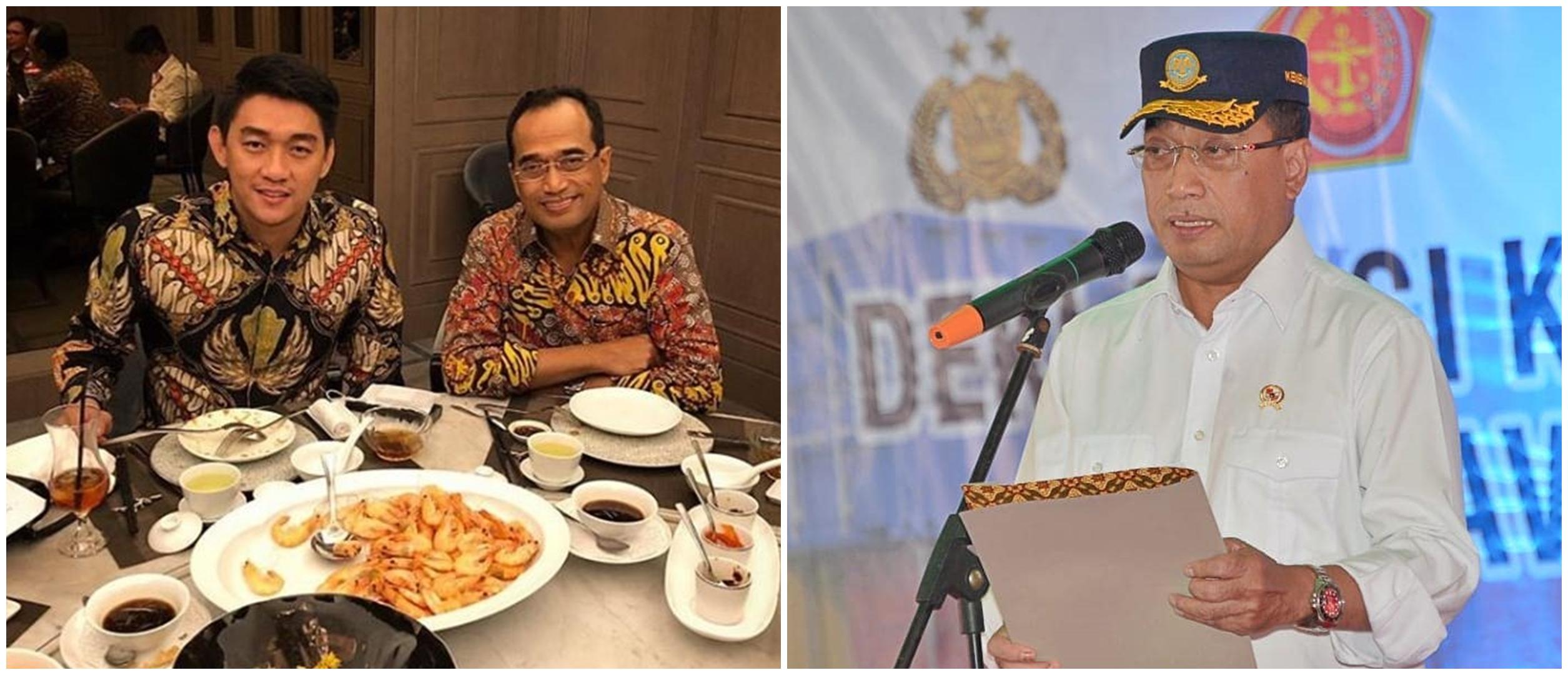 Positif Corona, ini dukungan publik figur untuk Budi Karya Sumadi