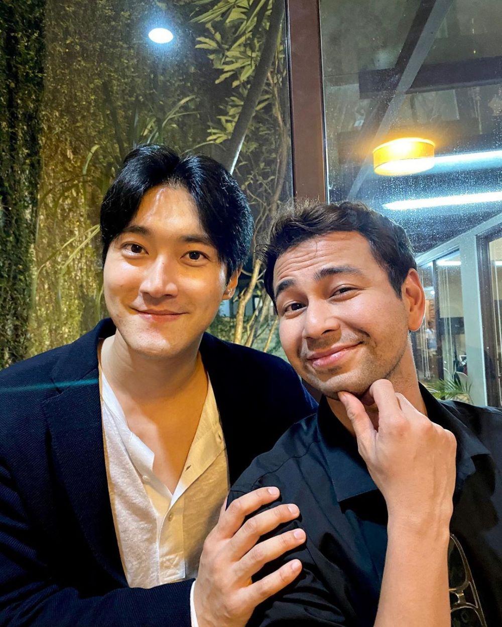 Persahabatan seleb Indonesia & Korea Instagram