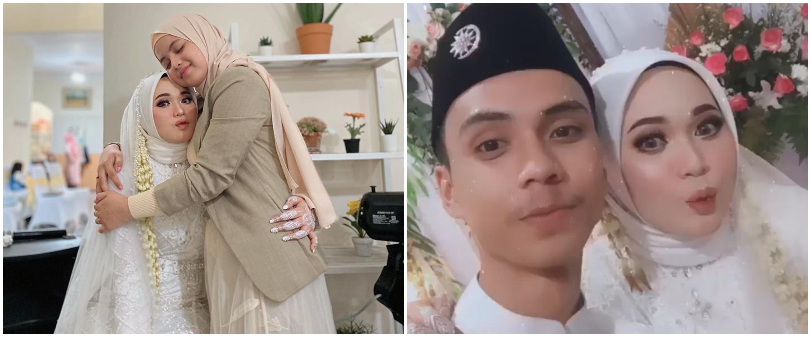 8 Momen pernikahan Anisa Rahman eks Sabyan Gambus, penuh kebahagiaan
